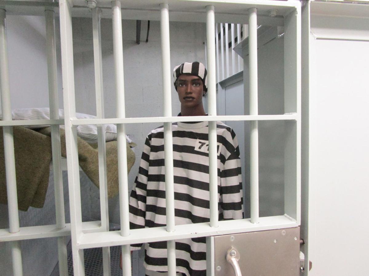 Black Precinct Museum Prisoner