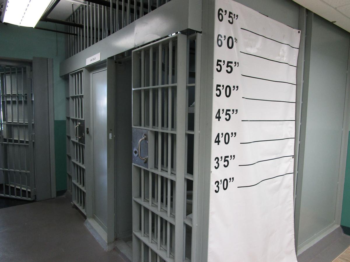 Black Precinct Museum Jail Cell