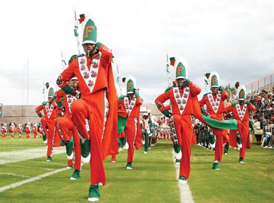 Marching 100