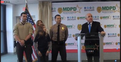 New Miami-Dade Police Director