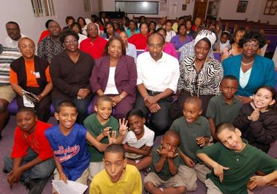 Concerned African Women's Independent Parent Council Workshop
