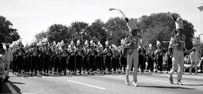 FAMU marching band