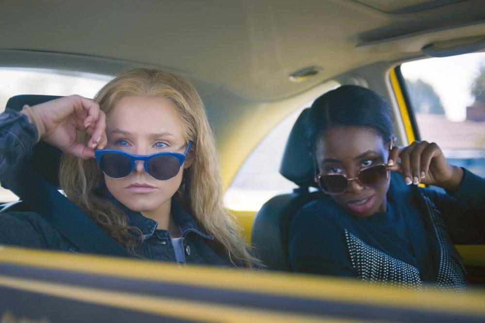 Kristen Bell and Kirby Howell-Baptiste