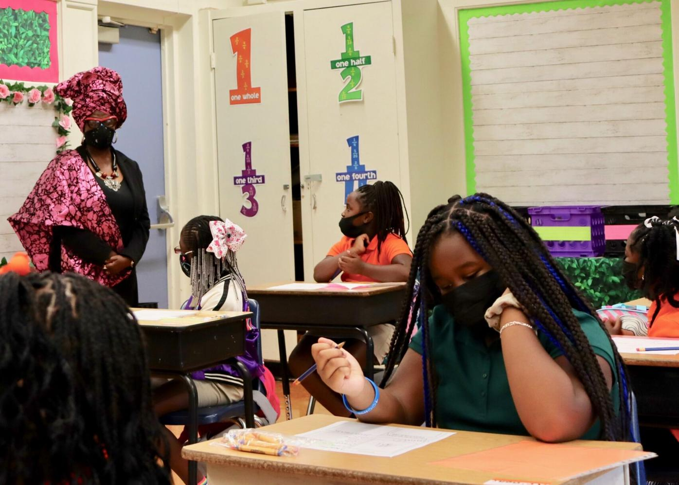 Bendross-Mindingal Liberty City Elementary School