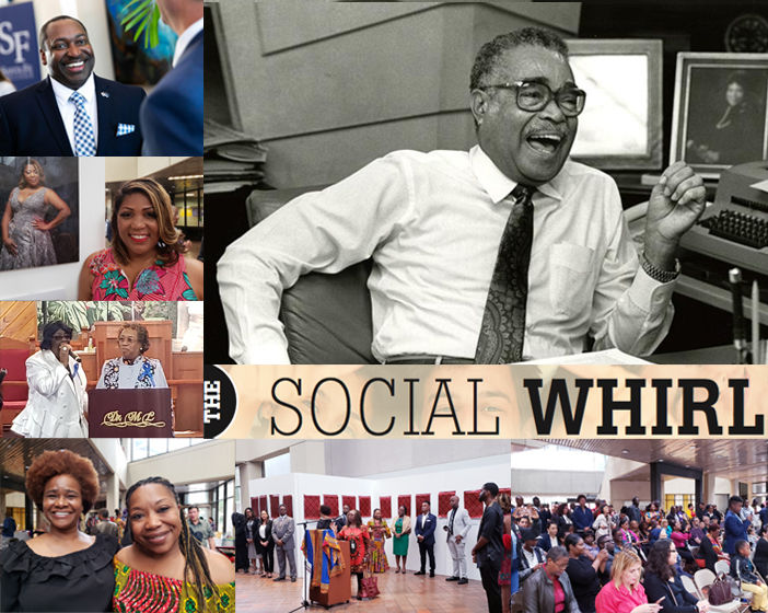 The Social Whirl