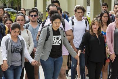 Florida International University students