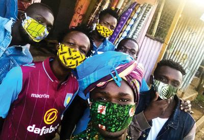 Faces Masks Still The New Normal Faith Family