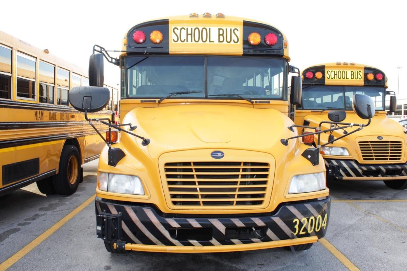 Bus driver shortages