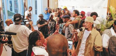 Urban Film Festival rocks Overtown on Labor Day