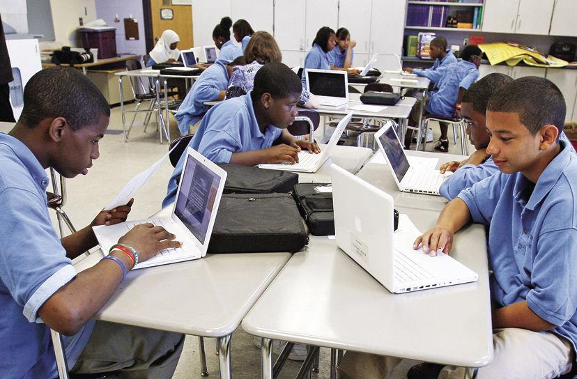 USA-EDUCATION/TECHNOLOGY
