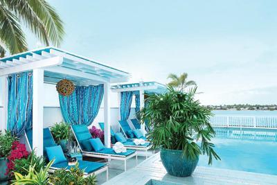 Key West Cabanas at LIQUID Pool Bar & Lounge