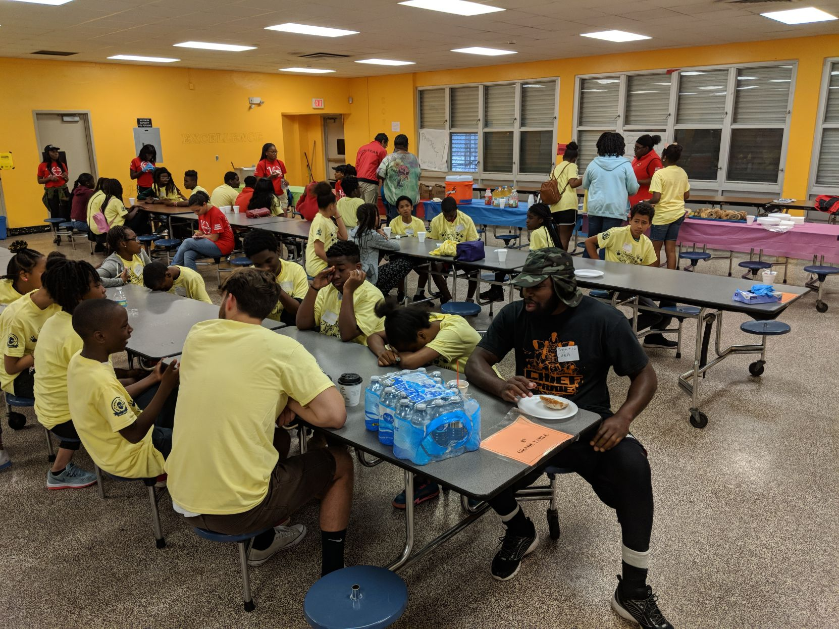 Carol City Middle School stuck with negative label | Miami Times Online