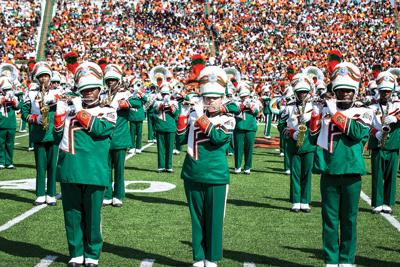"(FAMU) Marching ""100"" Band"