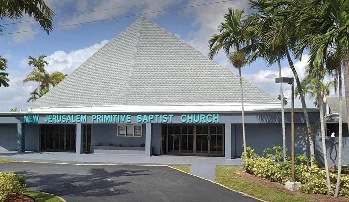 New Jerusalem Primitive Baptist Church