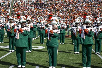 FAMU Marching 100 band