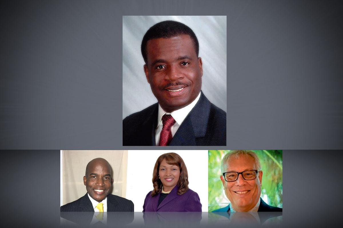 Mayor Smith Joseph faces three challengers in up ing election