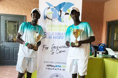 Kenya Twins