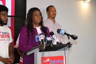 Sybrina Fulton makes announcement