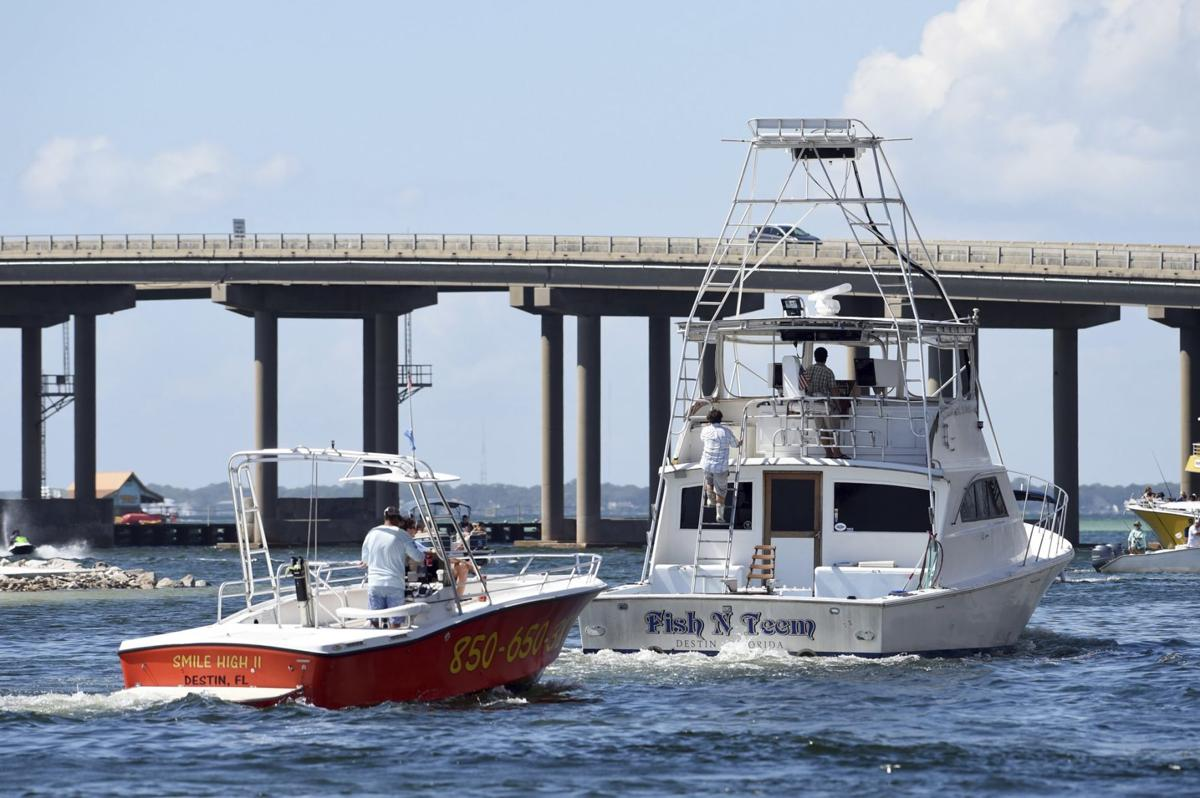 Commercial boats