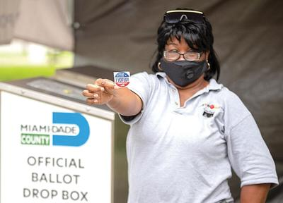 A local Black voter