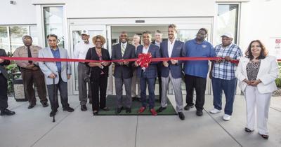 Holiday Inn unveiling