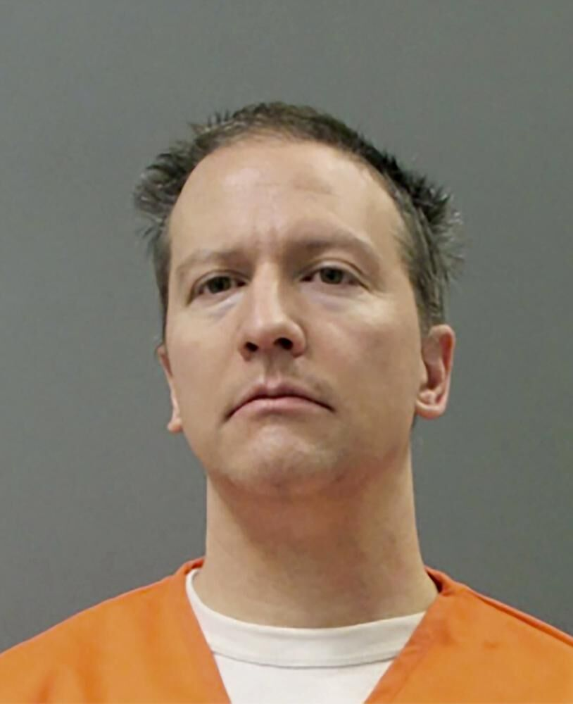 Booking photo chauvin