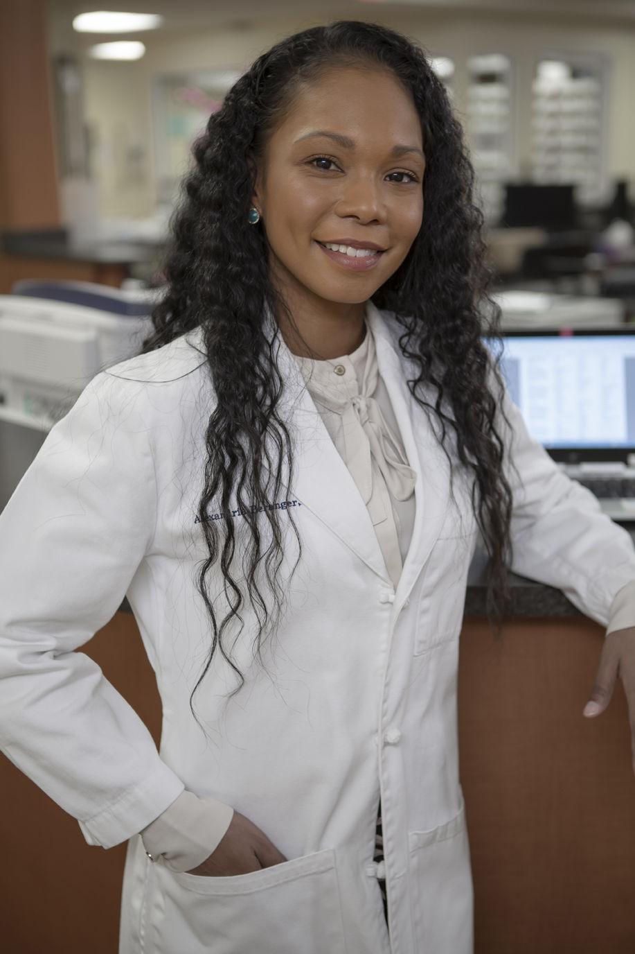 Dr. Alexandria Beranger