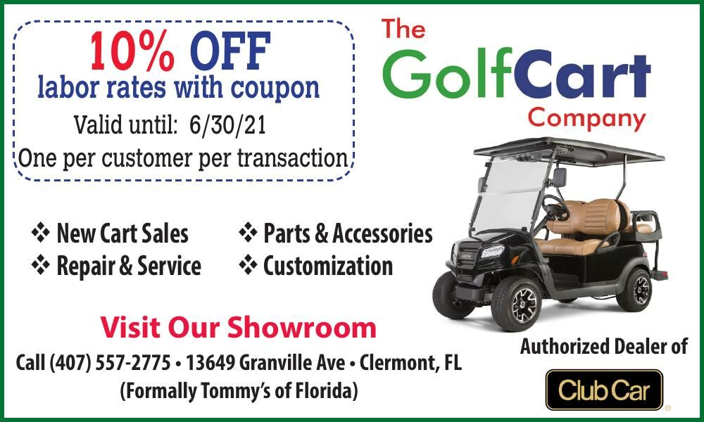 The Golf Cart Company