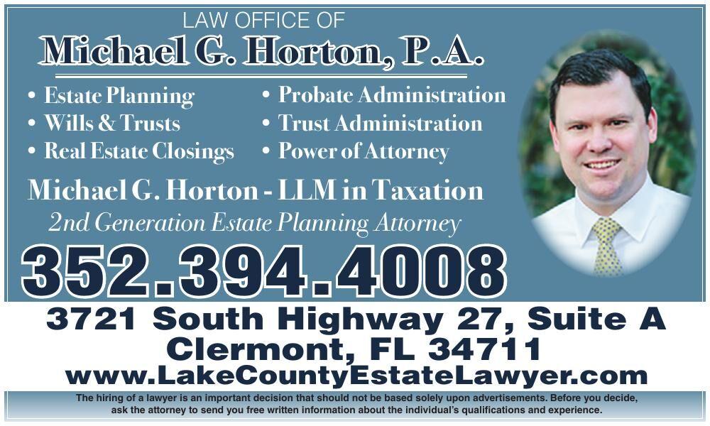 Michael Horton PA