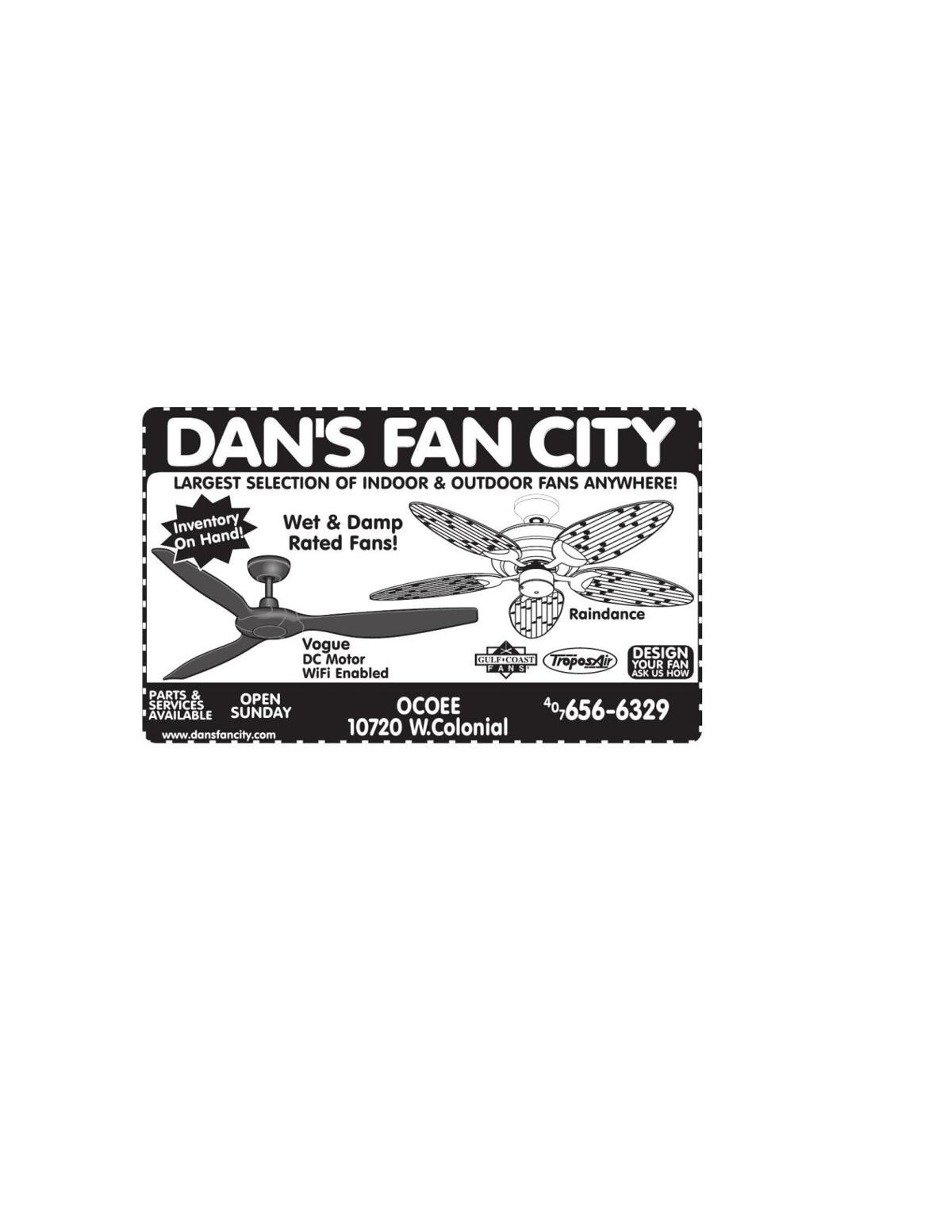 Dan's Fans