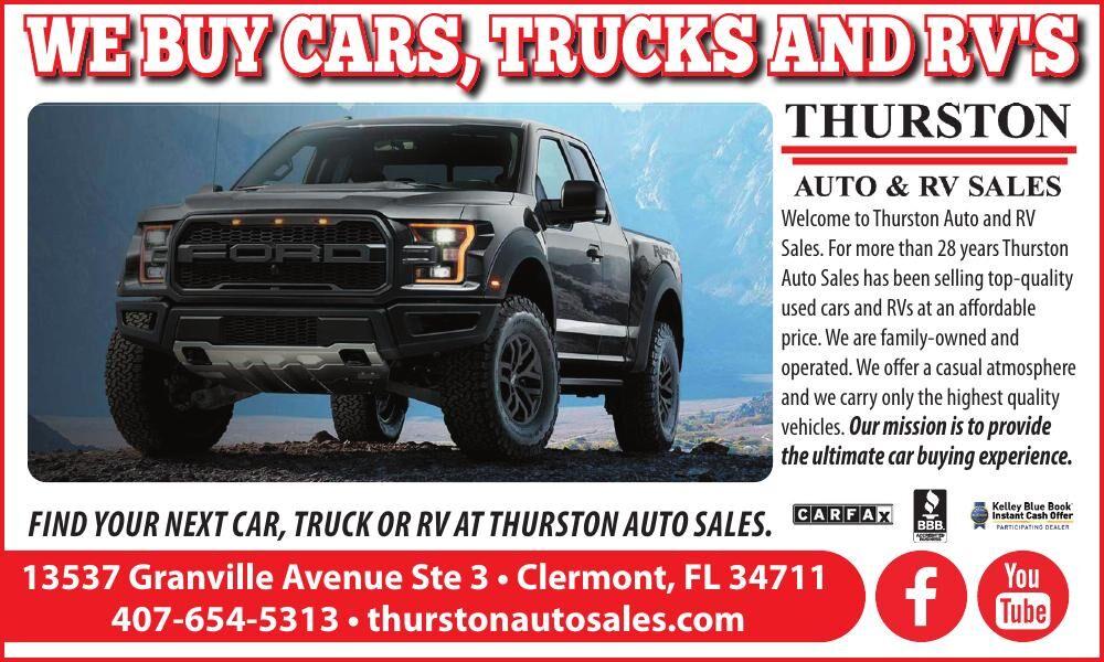 Thurston Auto Sales