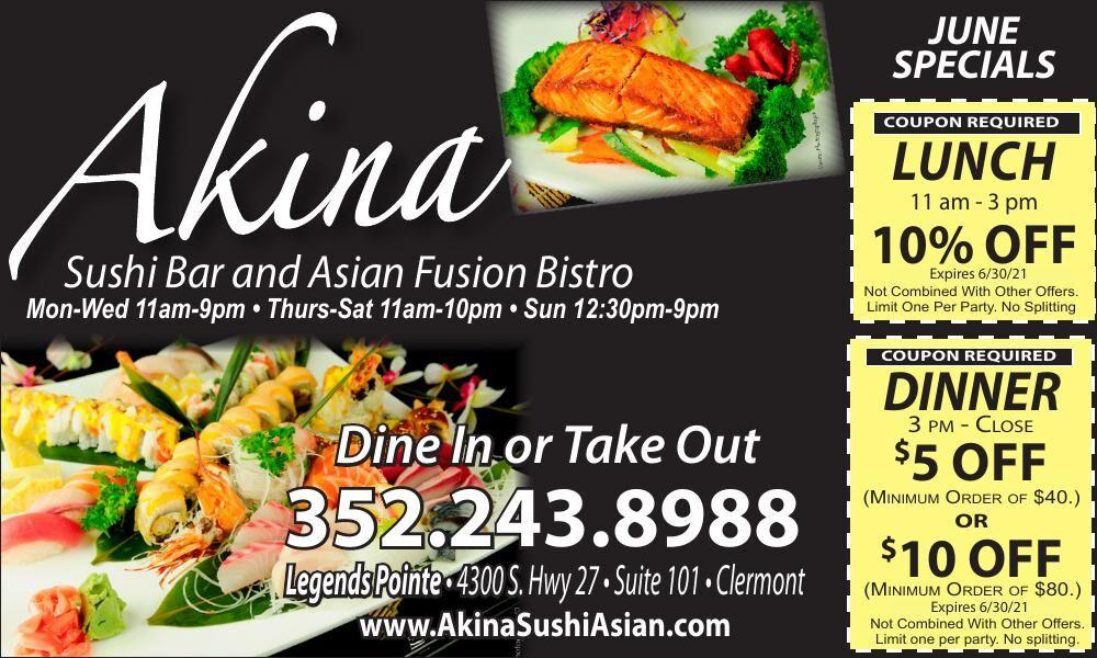Akina Restaurant