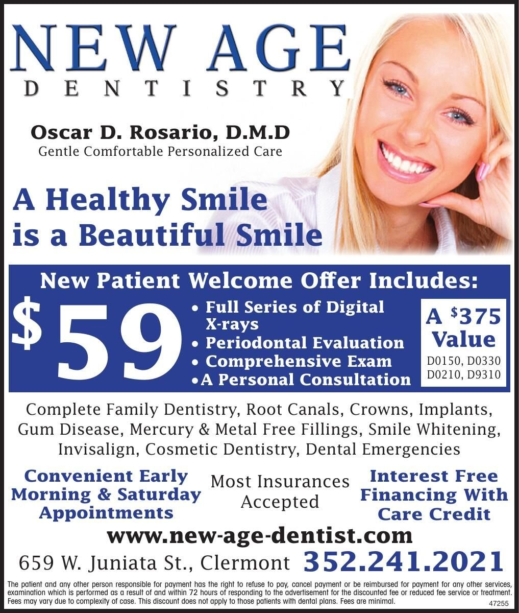 New Age Dentistry