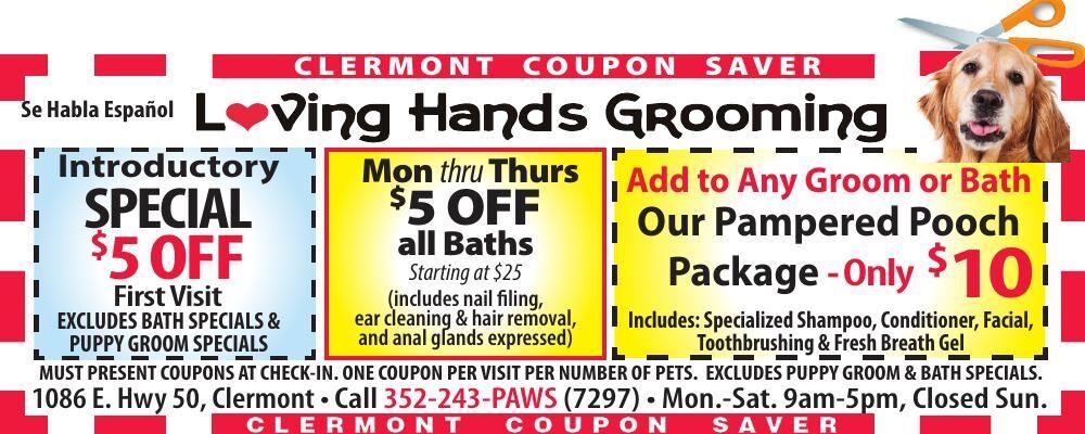 Loving Hands Grooming