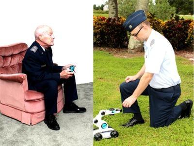 Civil Air Patrol promotes Kinsey to First Lieutenant