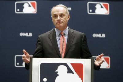 Virus Outbreak MLB Baseball
