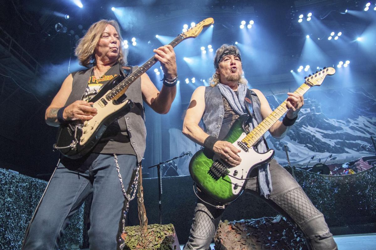 Iron Maiden in Concert - Cincinnati, OH