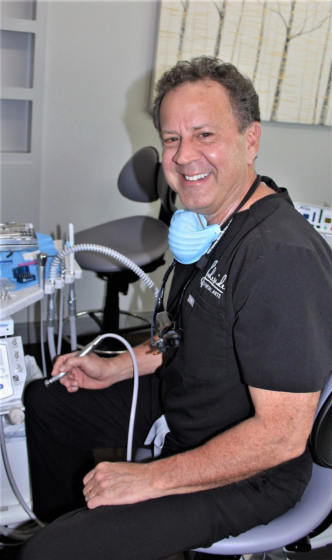 Dr. David Willey