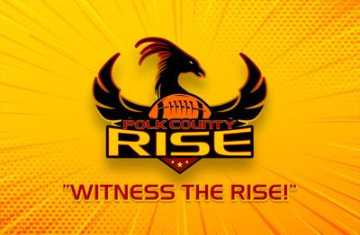 Polk County Rise logo