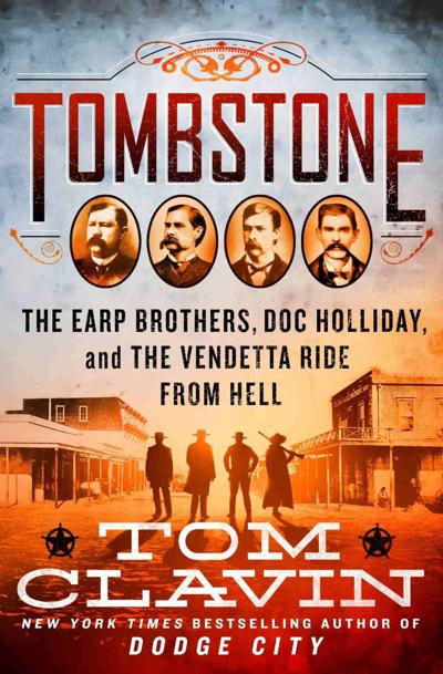 Book Review - Tombstone