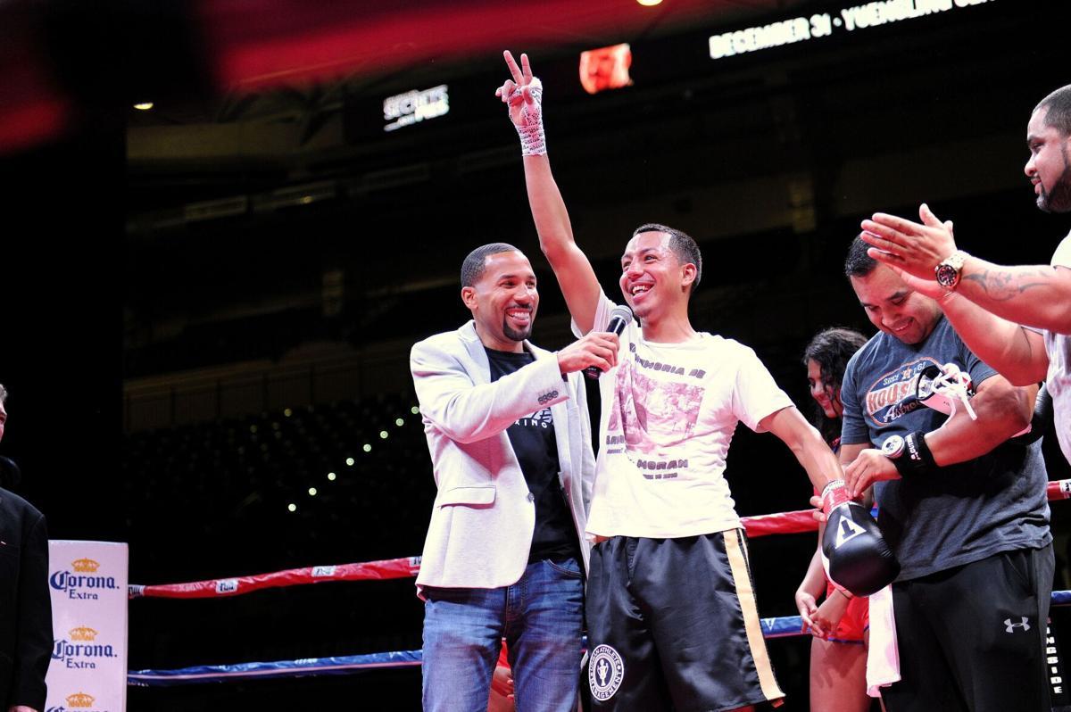 Aguilar Boxing B