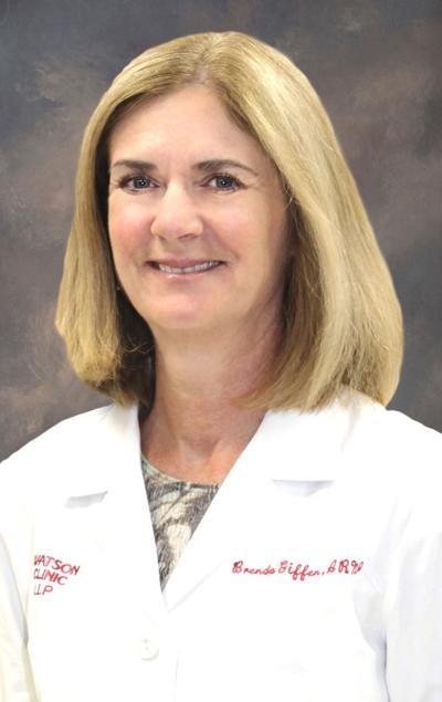 Dr Brenda Giffen headshot