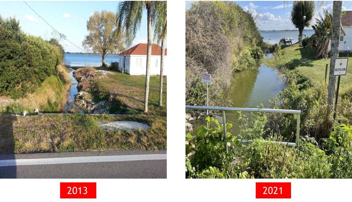 Eight years different on Memorial Drive