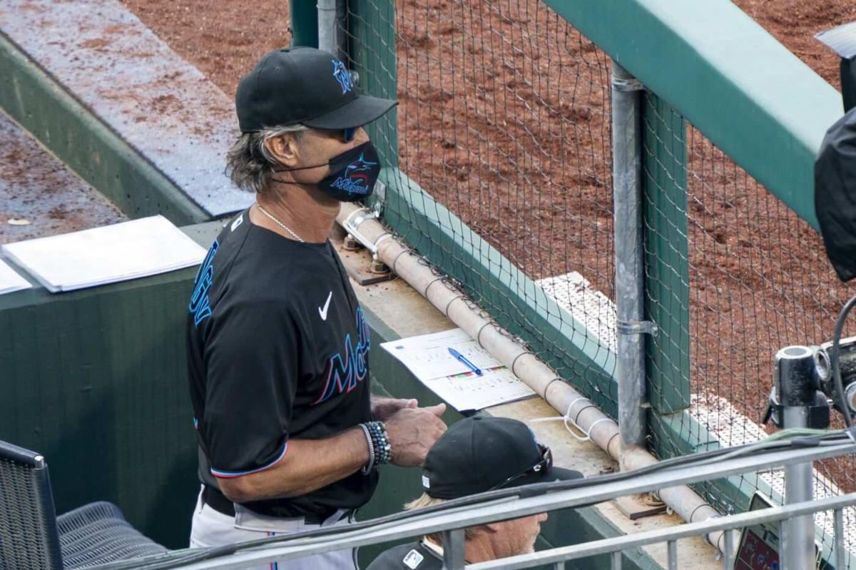 Marlins Phillies Baseball