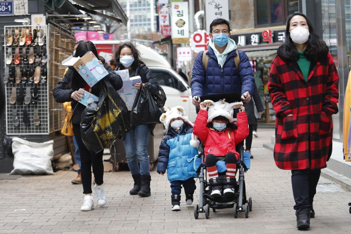 South Korea Asia Protective Masks