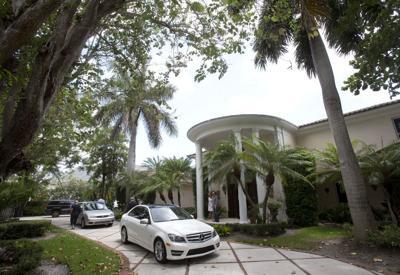 David Cassidy's Home-Sale