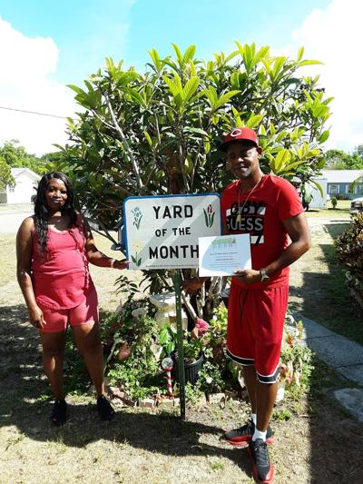 Yard of the Month June