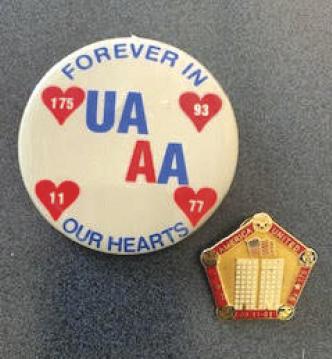 memorial pins