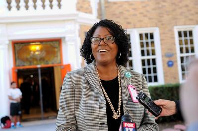 Polk County Public Schools Superintendent Jacqueline Byrd