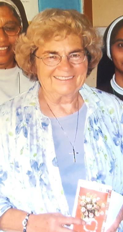 """Kathleen """"Corby"""" Hebrink obituary"""